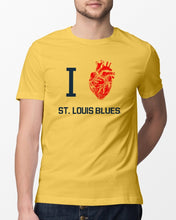 Load image into Gallery viewer, heart and vascular center t shirt