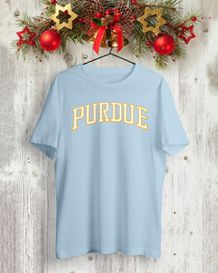 purdue stranger things t shirt