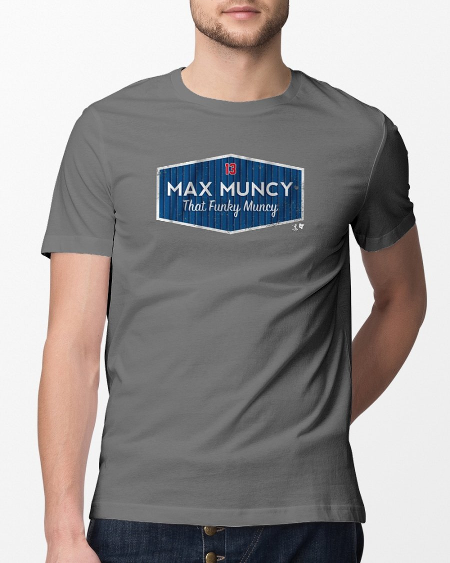 max muncy t shirt
