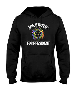 joe exotic for president hoodie