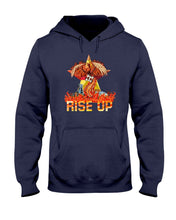 Load image into Gallery viewer, we will rise up hoodie
