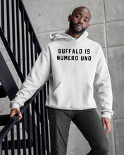 Load image into Gallery viewer, buffalo is numero uno hoodie