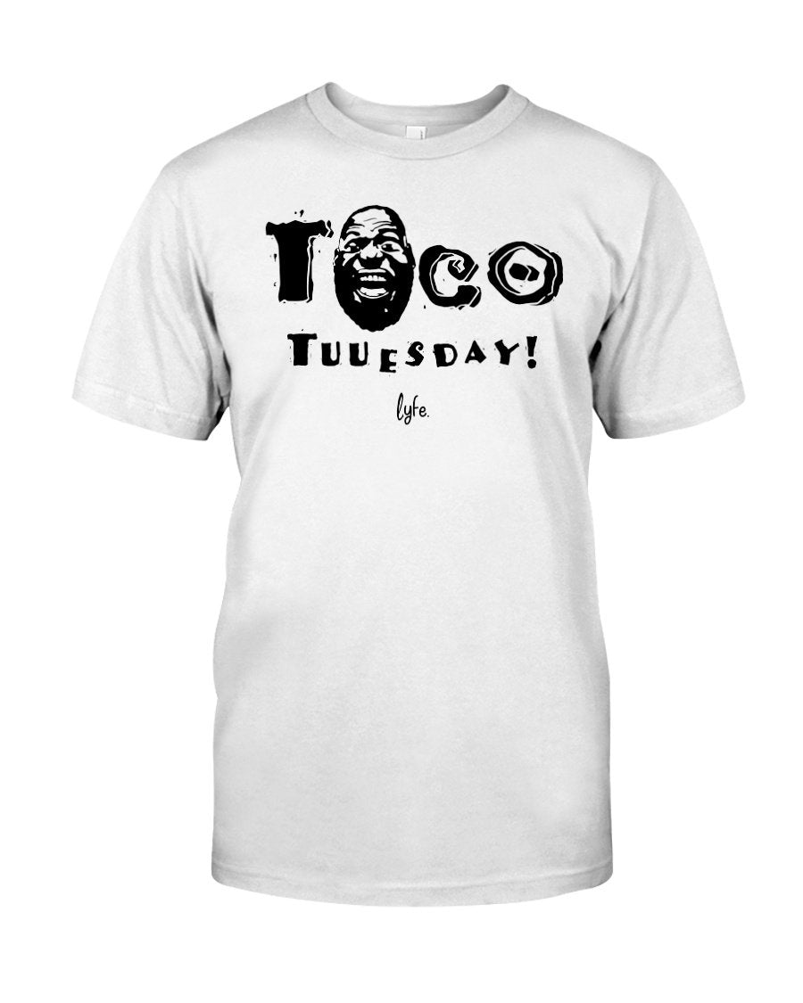 lebron james taco tuesday t shirt