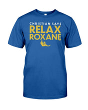 Load image into Gallery viewer, relax roxane t shirt