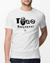 Load image into Gallery viewer, lebron james taco tuesday t shirt