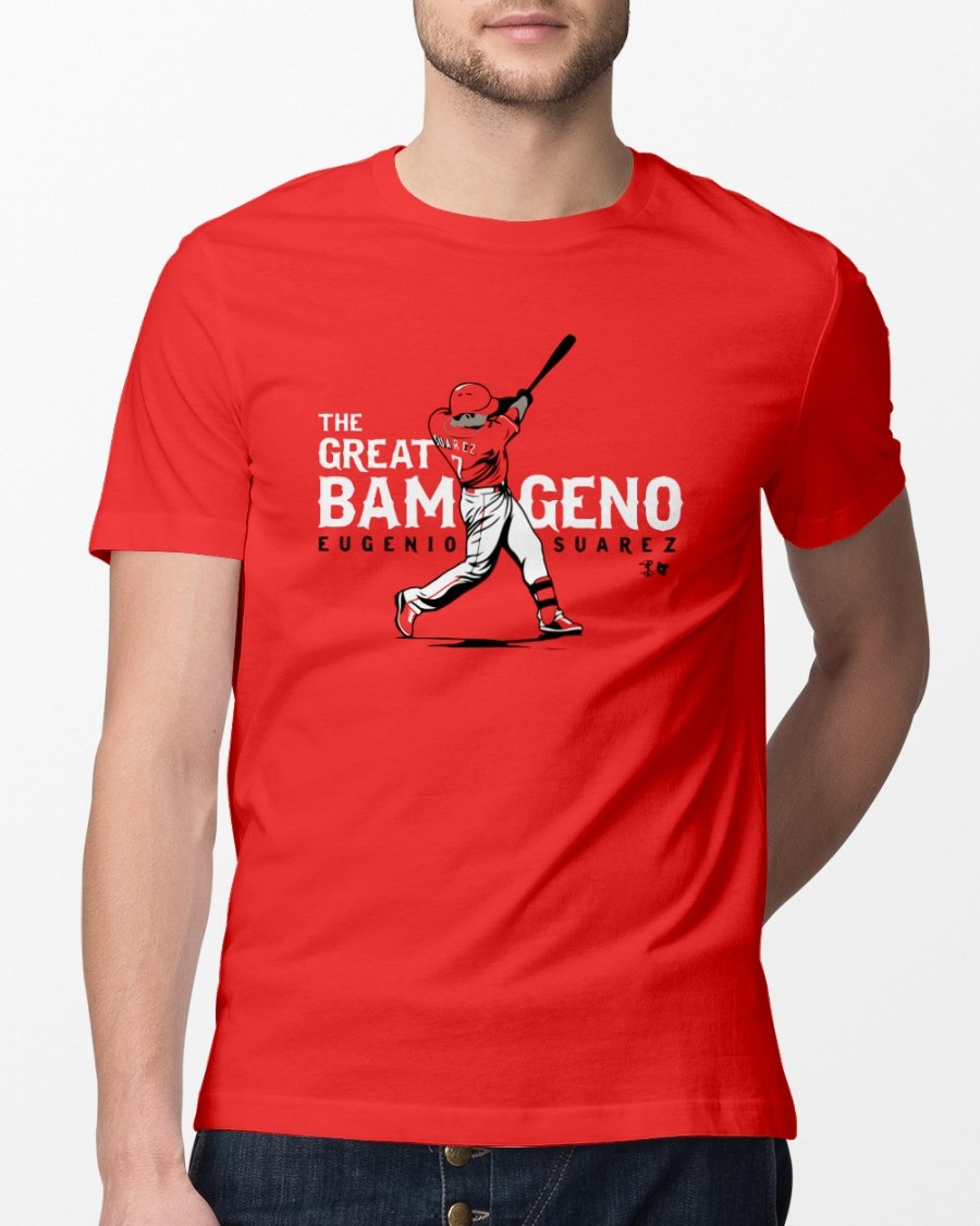 the great bam geno t shirt