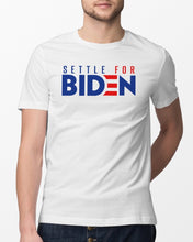 Load image into Gallery viewer, settle for biden t shirt