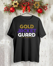 Load image into Gallery viewer, gold jacket guard t shirt