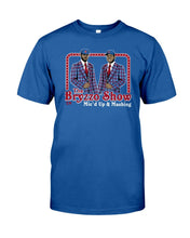 Load image into Gallery viewer, the bryzzo show t shirt