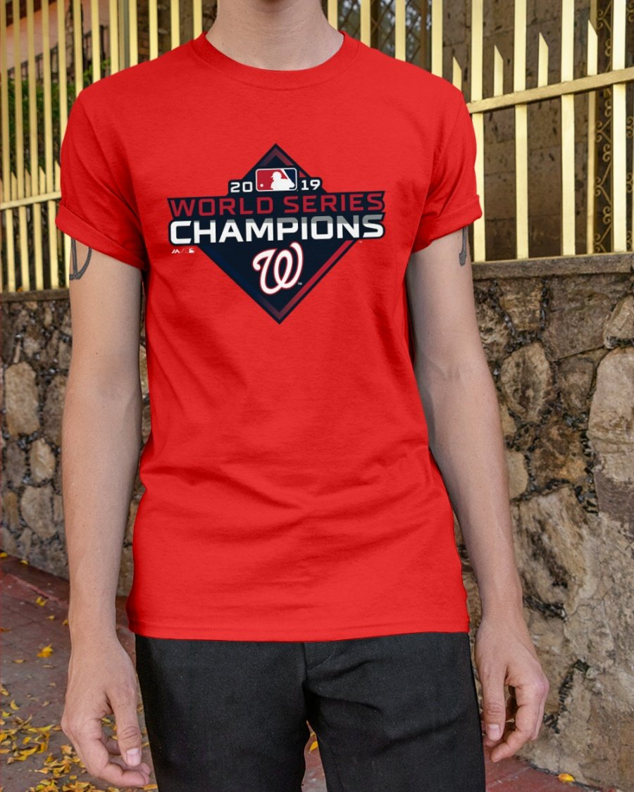 washington nationals world series t shirt