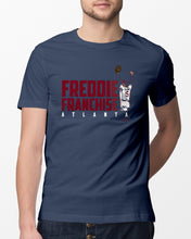 Load image into Gallery viewer, freddie franchise t shirt