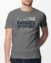 Load image into Gallery viewer, yankees savages shirt