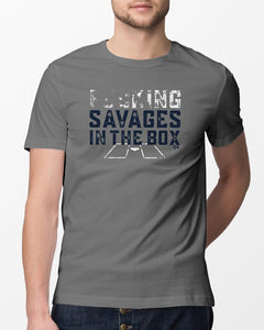 yankees savages shirt