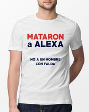 Load image into Gallery viewer, bad bunny jimmy fallon mataron a alexa t shirt
