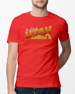 city of atah t shirt
