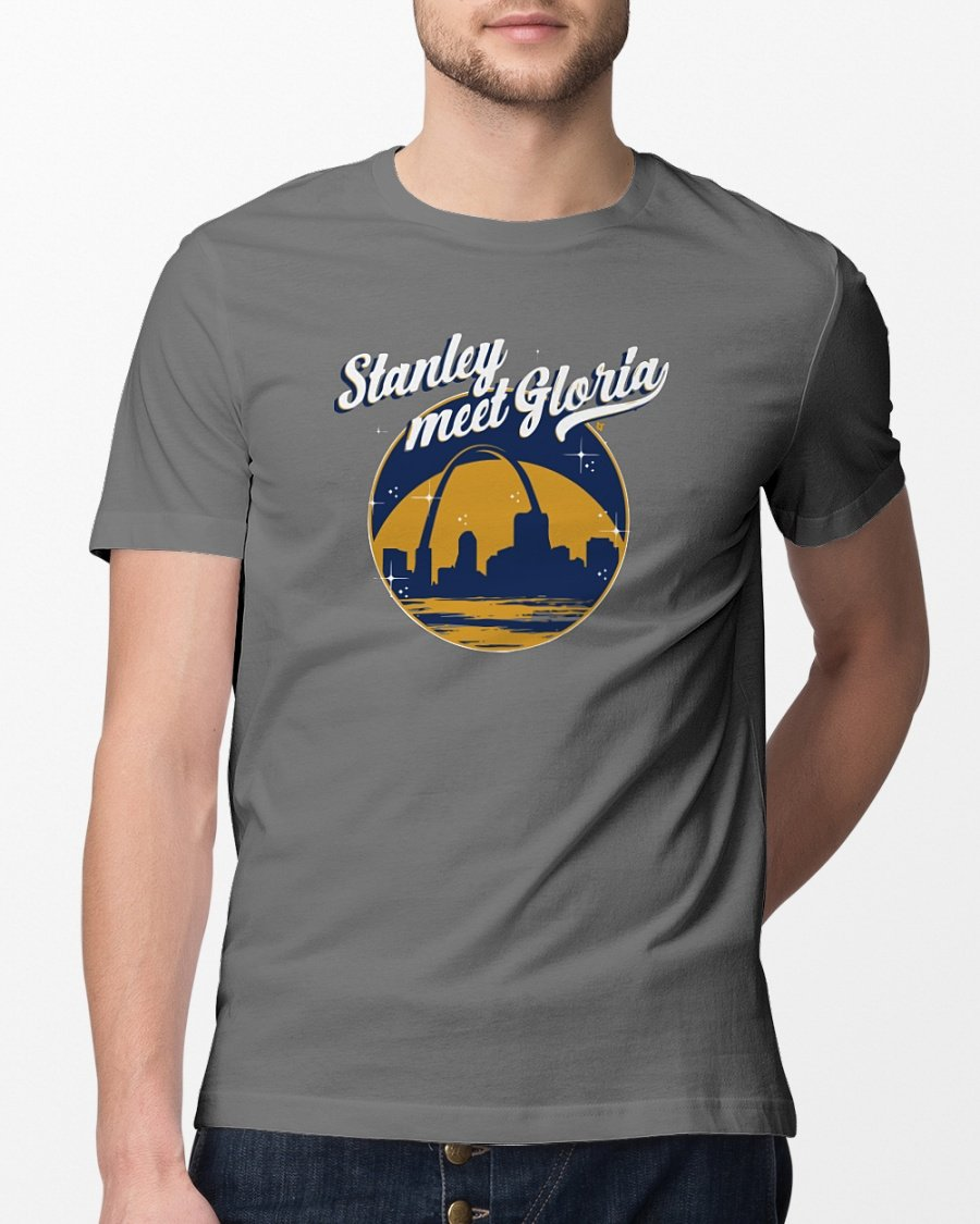 gloria meet stanley shirt