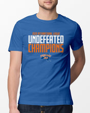 Load image into Gallery viewer, Syracuse Mets 2020 Undefeated Champions Shirt