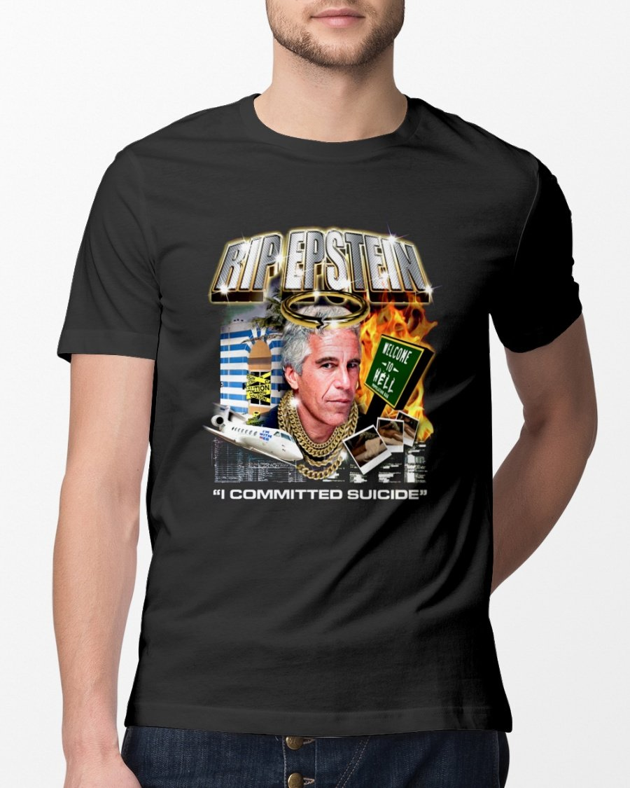 obama jeffrey epstein t shirt