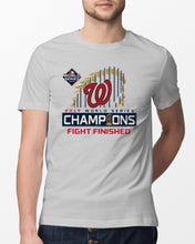 Load image into Gallery viewer, washington nationals championship t shirt