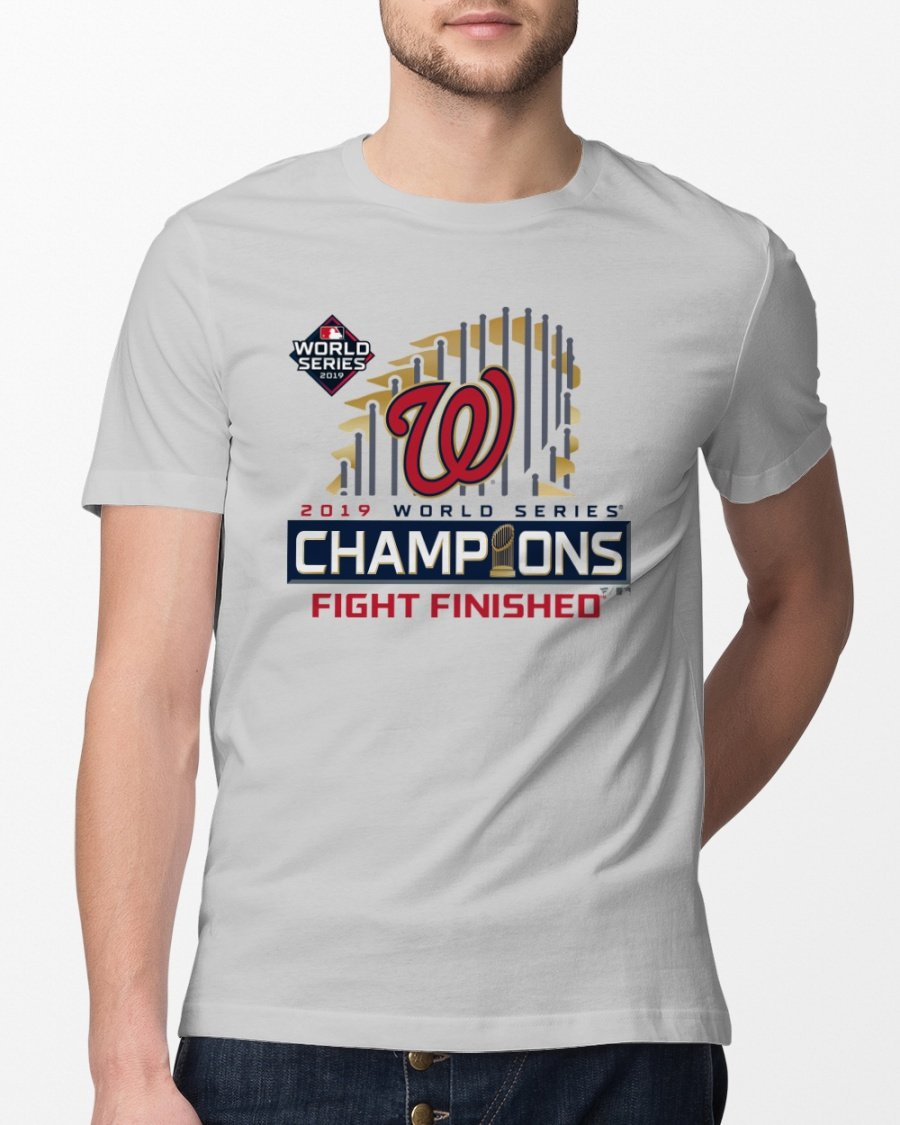 washington nationals championship t shirt