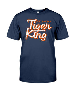 oklahoma tiger king t shirt