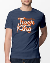 Load image into Gallery viewer, oklahoma tiger king t shirt