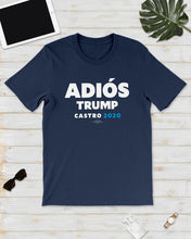 Load image into Gallery viewer, adios trump t shirt