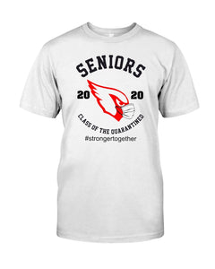 GHS Seniors Class of the Quarantined T Shirt