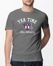 Load image into Gallery viewer, tea time alex morgan t shirt