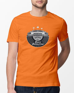 disco demolition t-shirt