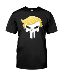 trump punisher t shirt