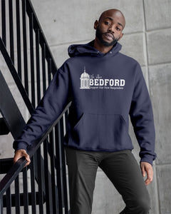 we are bedford hoodie