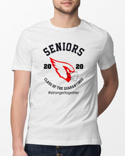 Load image into Gallery viewer, GHS Seniors Class of the Quarantined T Shirt