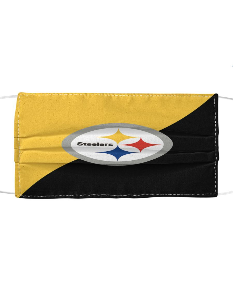 pittsburgh steelers face mask logo