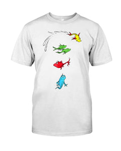 one fish two fish t shirt