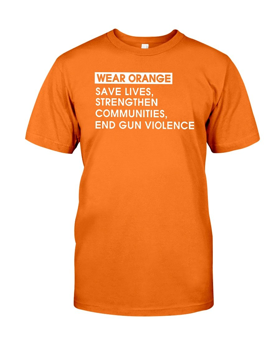 end gun violence shirt