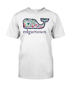 vineyard vines christmas t shirt
