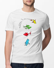 Load image into Gallery viewer, one fish two fish t shirt