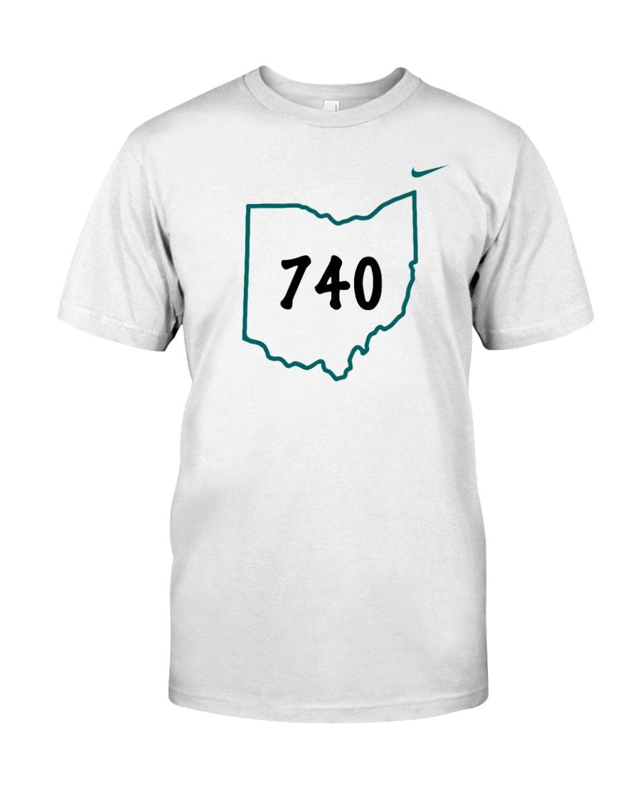 Joe Burrow 740 Ohio T Shirt