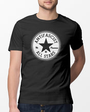 Load image into Gallery viewer, antifascist all stars t shirt