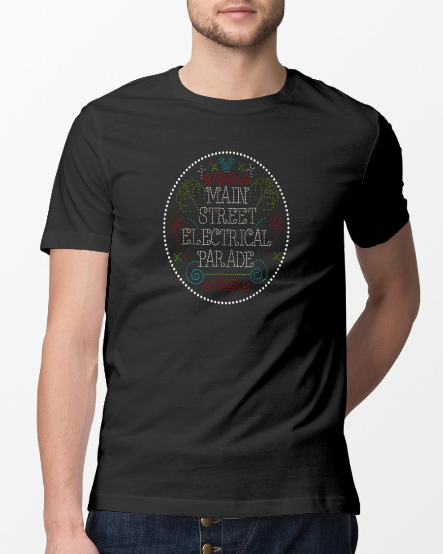 main street electrical parade t shirt