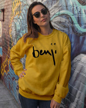 Load image into Gallery viewer, ariana grande yellow sweatshirt