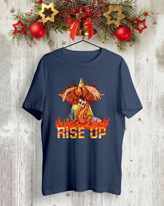 we will rise up t shirt