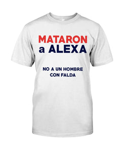bad bunny jimmy fallon mataron a alexa t shirt