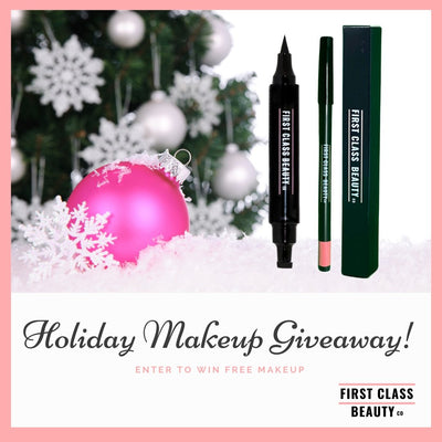 How To Enter Our Holiday Makeup Giveaway!