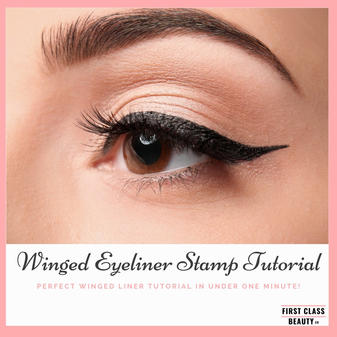 The Perfect Winged Eyeliner | How To Do Winged Eyeliner For Beginners