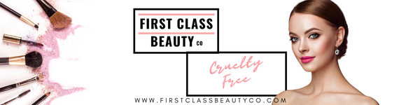 first class beauty co luxury vegan cosmetics and cruelty-free makeup brand