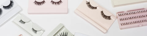 what are the best fake eyelashes? How do you apply fake eyelashes? first class beauty co beauty banter
