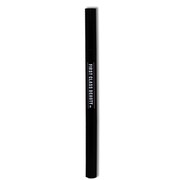 dark brown cruelty free long lasting eyebrow pencil by first class beauty co