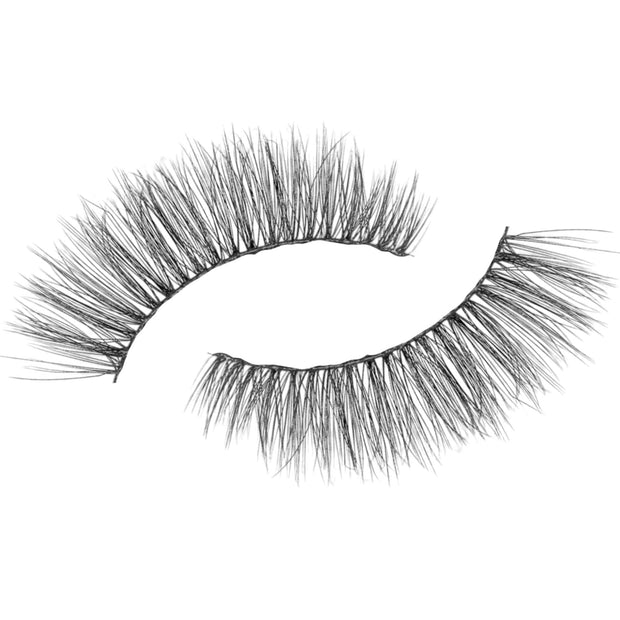 vegan mink lashes custom sized first class beauty co